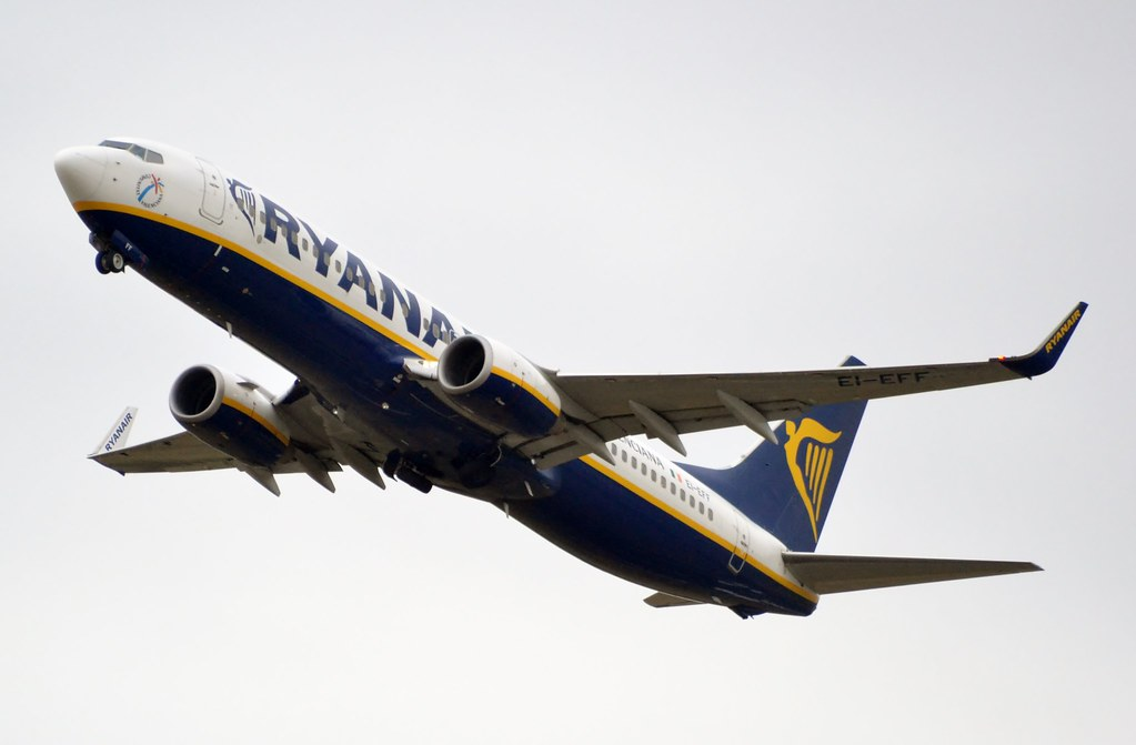 EI-EFF - B738 - Ryanair