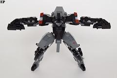 "EVCS-CS02 ""Venatio"" Mass-Production Stealth System"