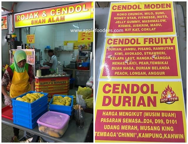 durian-cendol-shah-alam-menu