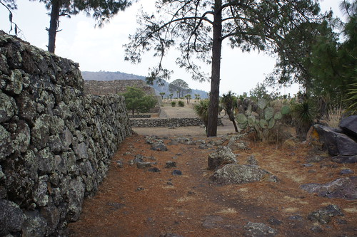 Cantona Archaeological Site