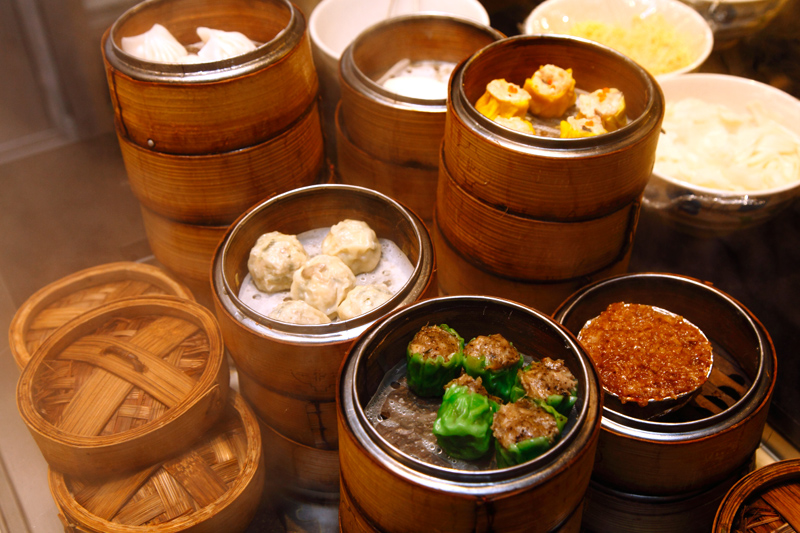 Meridien Latest Recipe Dim Sum