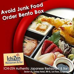 Bento Lunch Box- Ichizen Restaurant