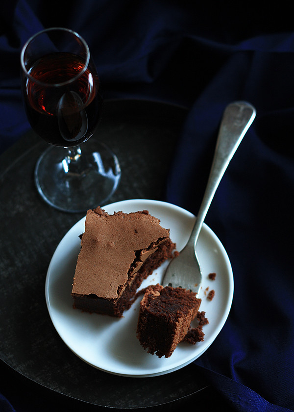 Gluten Free Scallywagsimply Good, Fudgy  Chocolate Cake
