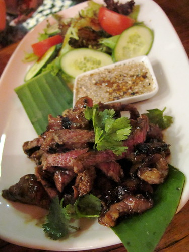 Steak Laos
