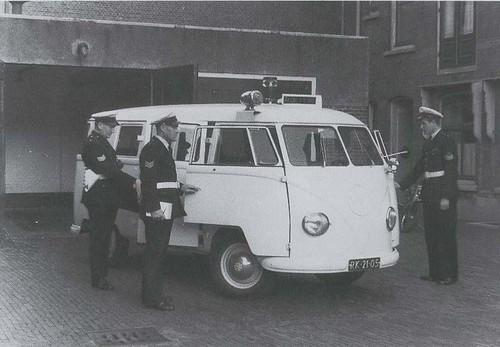 RK-21-05 Volkswagen Transporter 1954