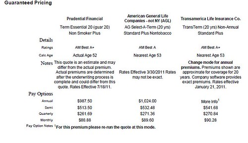 Transamerica Life Insurance Quotes Gorgeous Term Life Insurance Quote Living Abroad