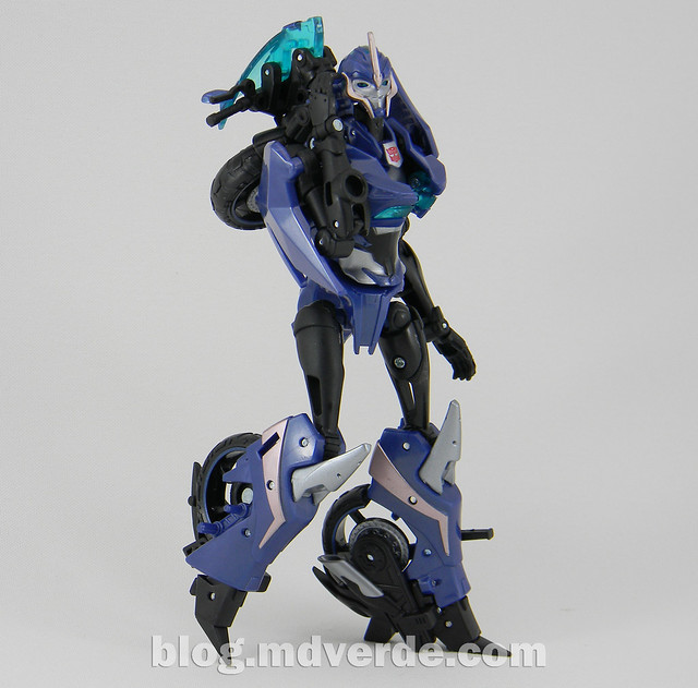 Transformers Arcee Deluxe - Prime First Edition - modo ...