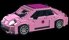 VW New Beetle Mk II - 2012