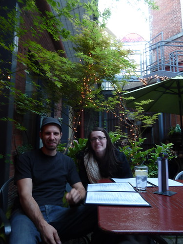 Pete and Adrienne at Mayfel
