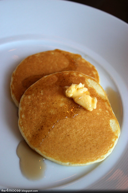 Hyatt Regency Shatin - Pancakes