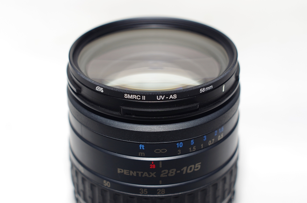 SMC PENTAX-FA 1:3.2-4.5 28-105mm IF & AL