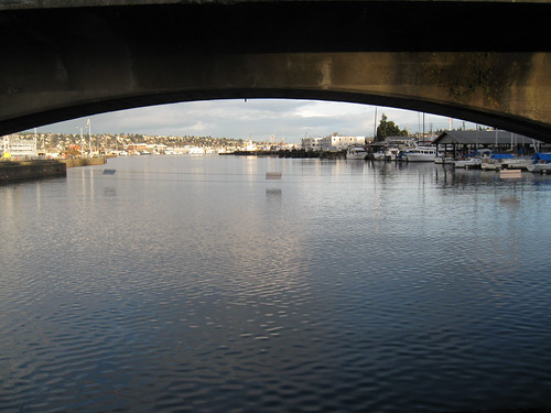 Seattle Rides 1: Winter 2012 -Ballard Locks 2