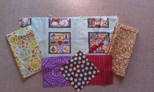 Baby quilt#2