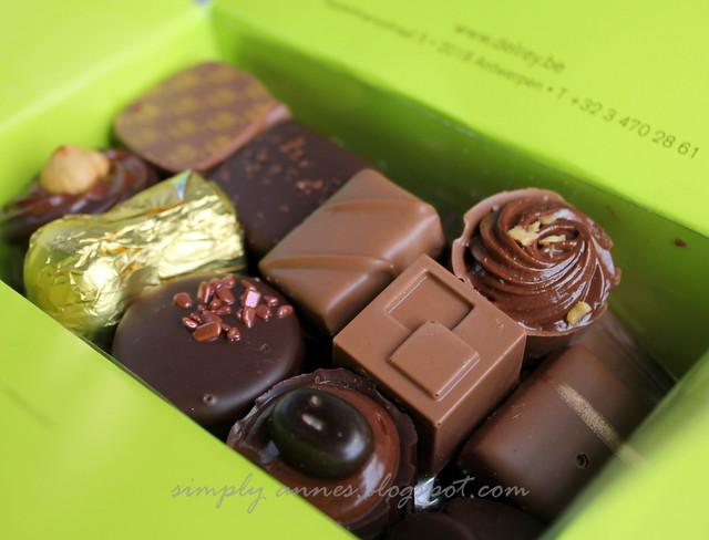 Del Rey Chocolates