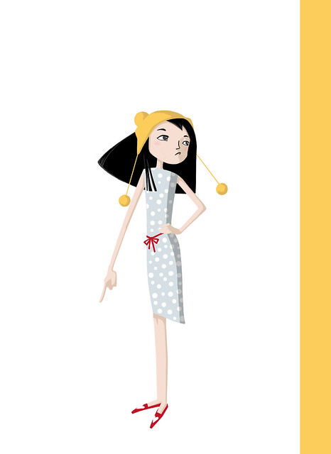 Character-girl