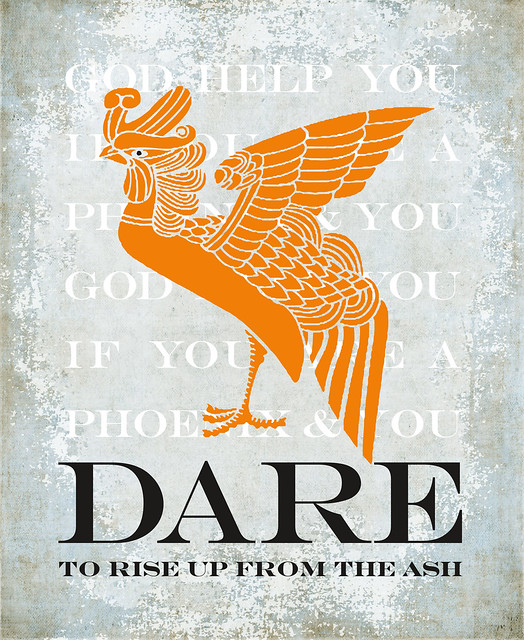 Dare to Rise Up