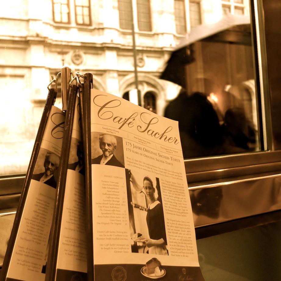 薩荷咖啡館(Cafe Sacher)