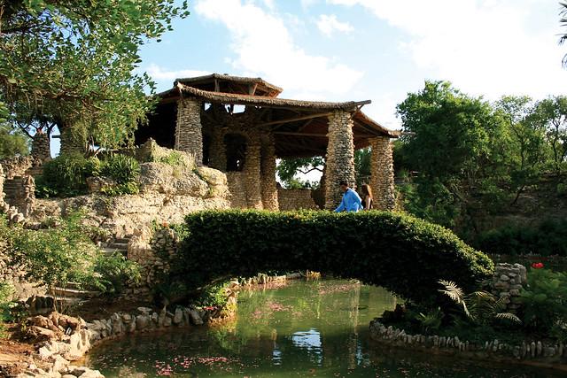 San Antonio Japanese Tea Gardens Flickr Photo Sharing