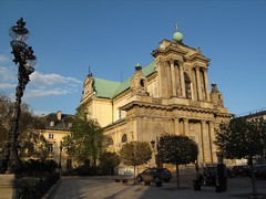 Carmelite Church, Warsaw