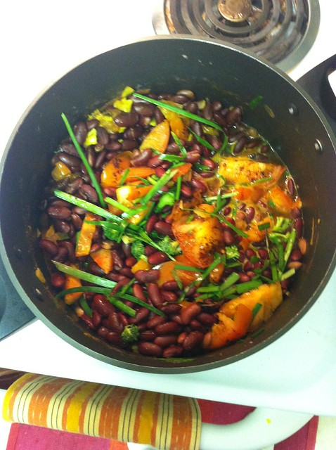 Rajma - Red Beans and spices