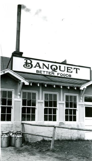 Banquet Foods Nelson Ricks