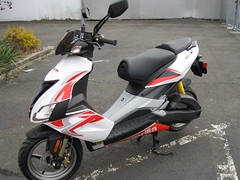 Aprilia SR50 By Inuyasha50 On Flickr April My New Scoot 4 Wheels Move The Body 2 Soul