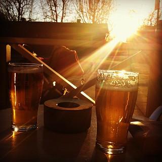 Öl och solsken
