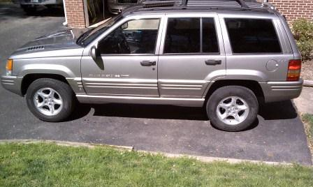 Quattroworld Com Forums For Sale My Beloved 1998 Jeep