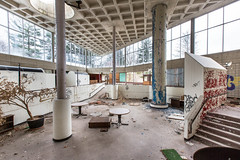 Hudson River State Hospital - Poughkeepsie, NY - 2012, Mar - 03.jpg by sebastien.barre