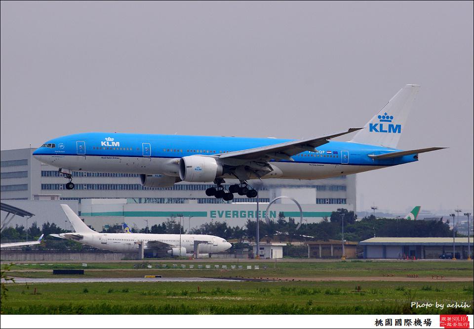 荷蘭航空PH-BQP客機