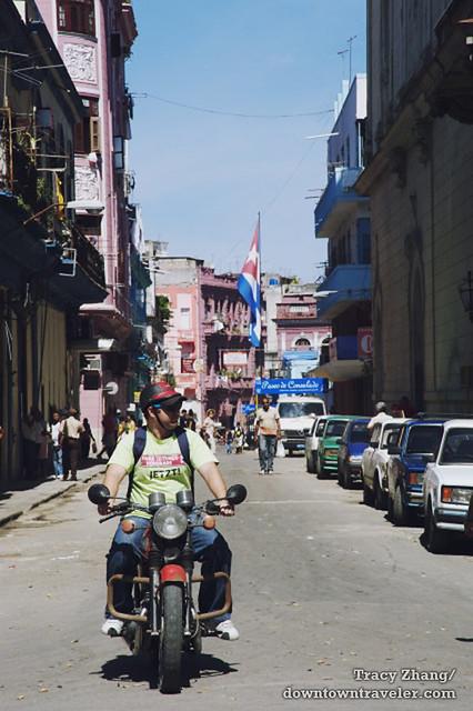 Old Havana Cuba Street Scene 2