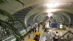 Concourse C, Suvarnabhumi Airport Terminal, Bangkok