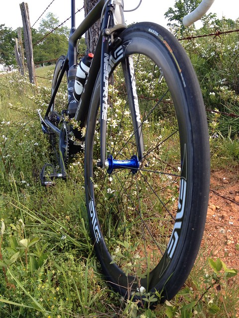 Enve 45 Carbin Clinchers Chris KKing Hubs
