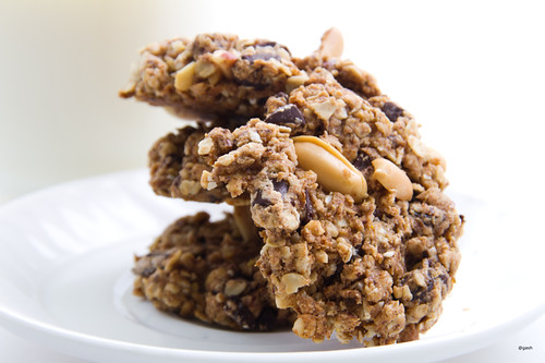 My wifes healthy Cookies Mississauga Ontario Canada by gashphoto