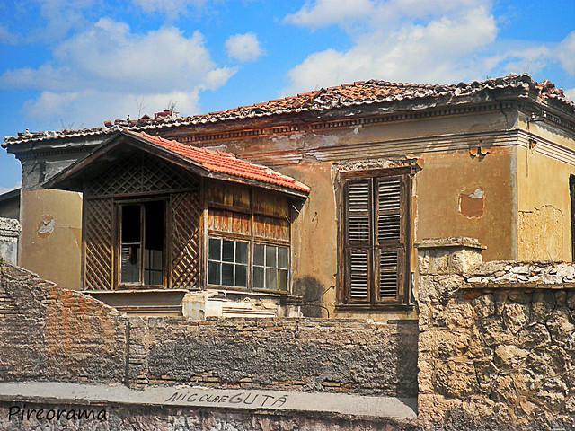 παλιό σπίτι στην Καστέλλα