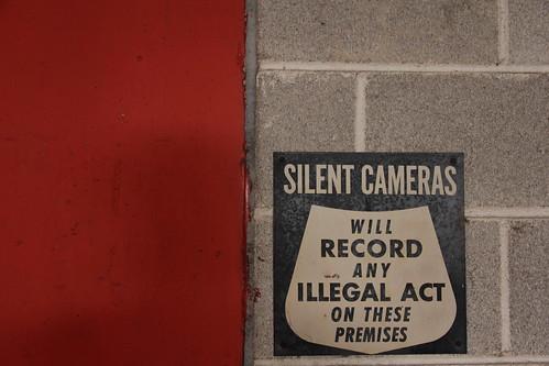 Silent Cameras