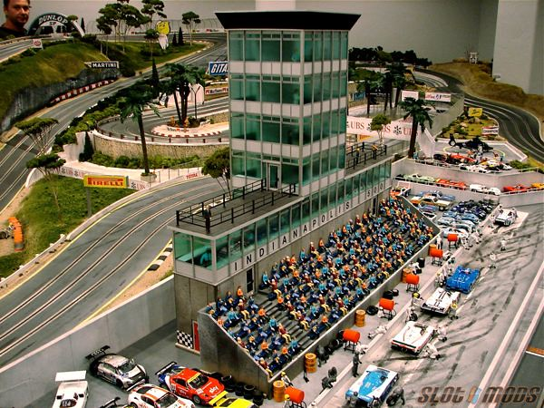 Toy Race Track Slot Cars