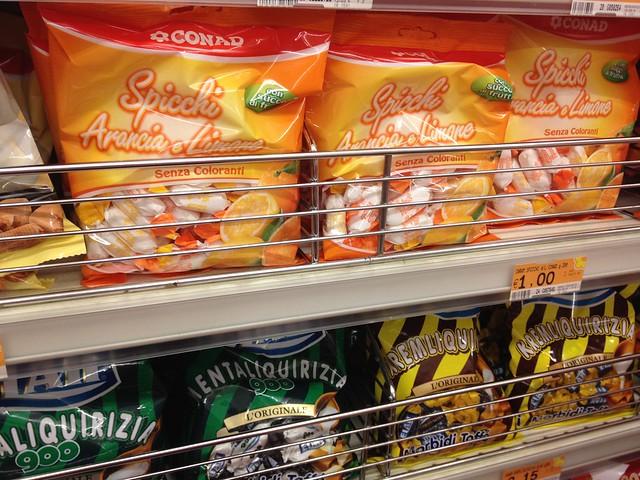 Italian Supermarket
