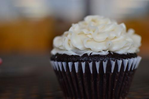 Cream Cheese Cupcake