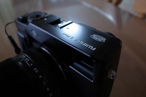 Review : FUJIFILM X-Pro1