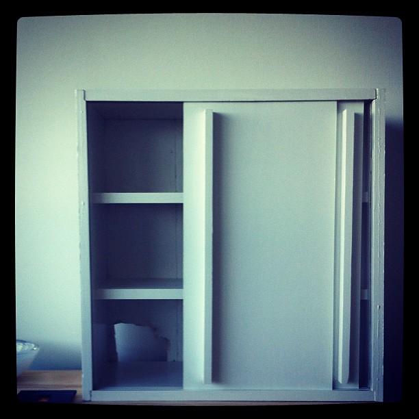 Marcel Breuer Cabinet Reconstruction