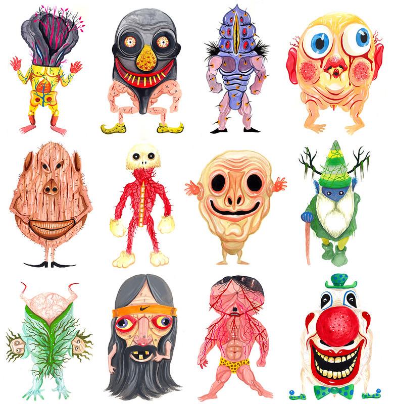 Dieter VDO - Creatures 1