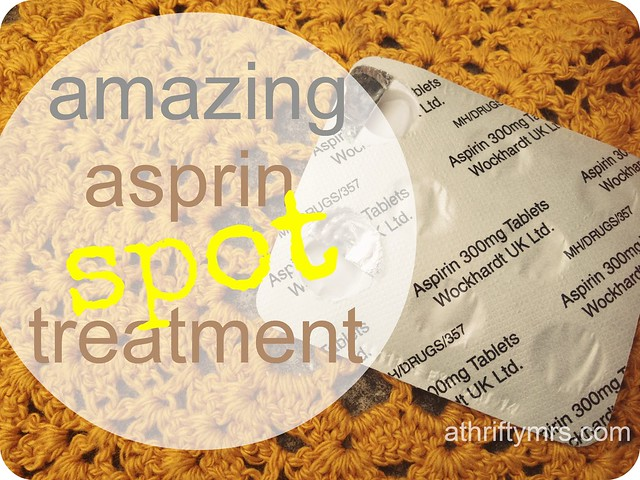 asprin spot treatment