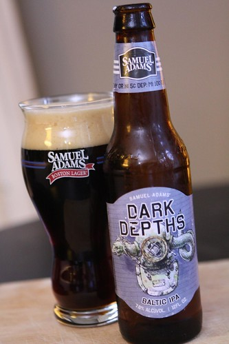 Boston Beer Company Samuel Adams Dark Depths Baltic IPA