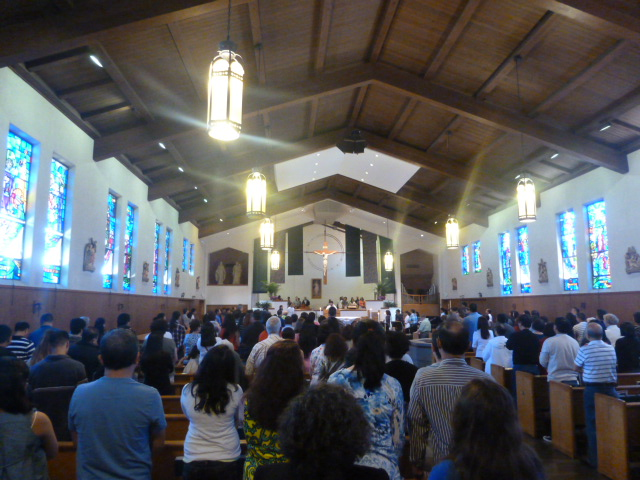 St. Joachim in Hayward- oh my buhay