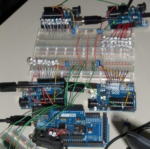Flow Meter prototype