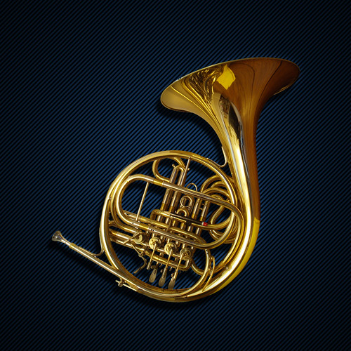 photoshop french horn anawesomeshot darkedgingeffect