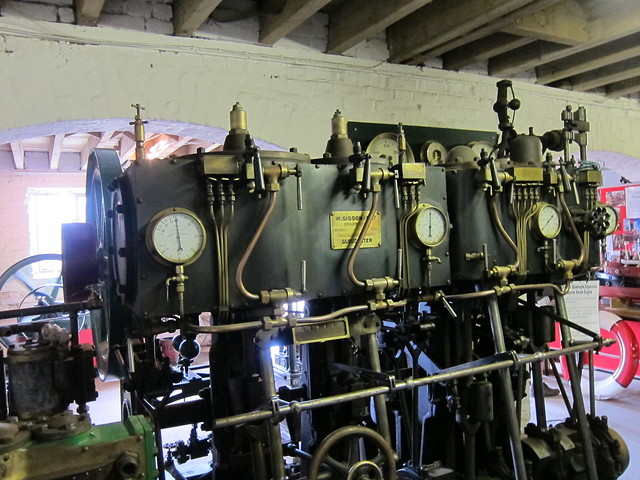 Quadruple Expansion Steam Engine http://www.flickr.com/photos/stephen-armitage/7486567500/