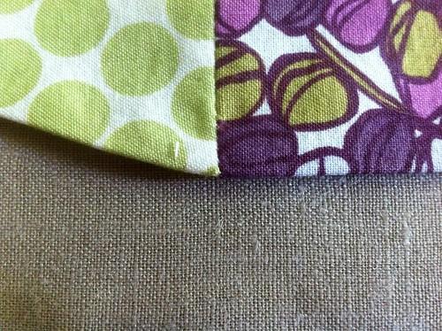 Fabrics chosen so far.