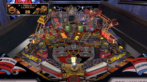 The Pinball Arcade: Medieval Madness